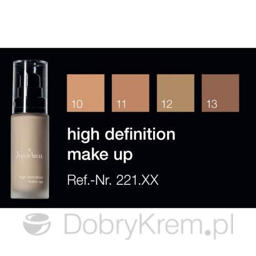 JDA Brillant HD Make Up odcień 10 30 ml