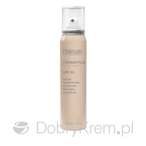 NATINUEL Cromo Plus SPF 20 spray ochronny 100 ml