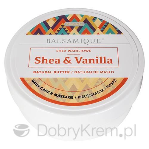 BALSAMIQUE Masło Shea&Vanilla 80 g