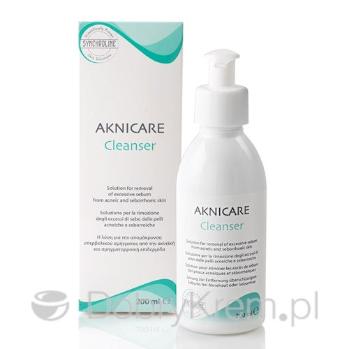 AKNICARE Cleanser 200 ml