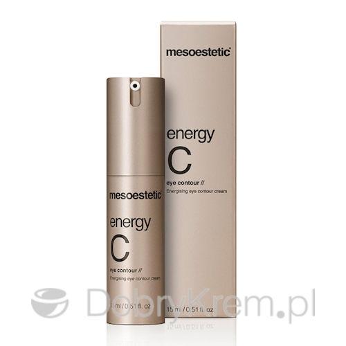 MESOESTETIC energy C krem pod oczy rozświetl 15 ml