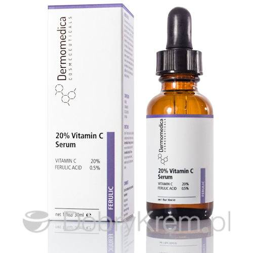 DERMOMEDICA 20% Vitamin C serum 30 ml