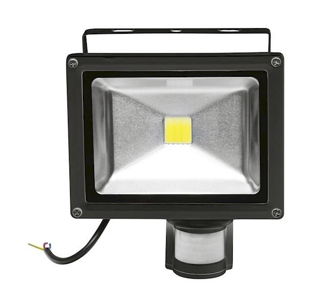 Naświetlacz LED TB 230V czujnik ruchu