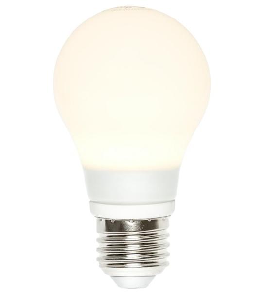 Żarówka LED ACCURA E27 5W ciepła kulka 300 stopni