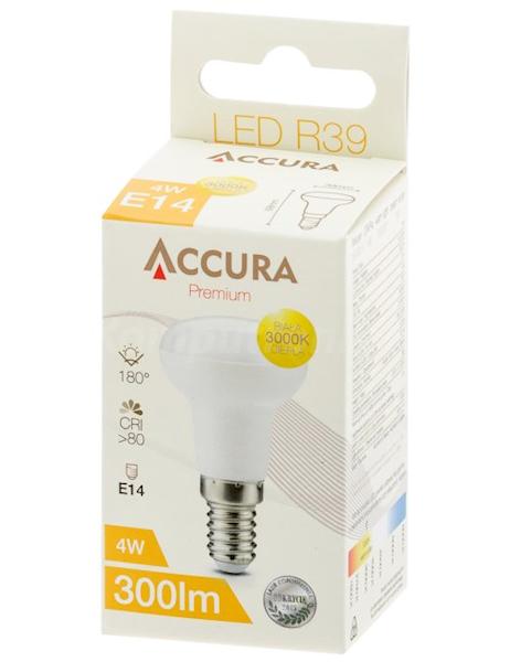 Żarówka LED ACCURA E14 6W ciepła reflektor