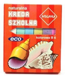 KREDA KOLOROWA B6 KR4960