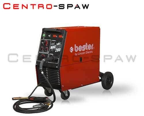 Spawarka MIG BESTER Magster 280 4X4