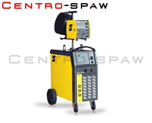 Spawarka MIG ESAB OrigoMig 430W /Feed30W-5m