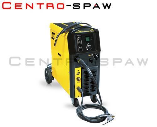 Spawarka MIG ESAB OrigoMig C340 PRO 4WD