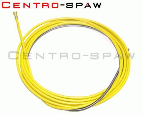 Wkład stalowy żółty (1,6-2,0mm) 5m