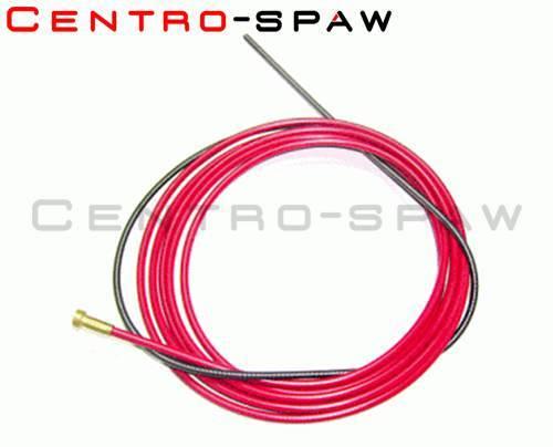 Wkład stalowy czerwony (1,0-1,2mm) 5m