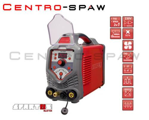 Spawarka TIG SPARTUS 200A DC PULS 230V