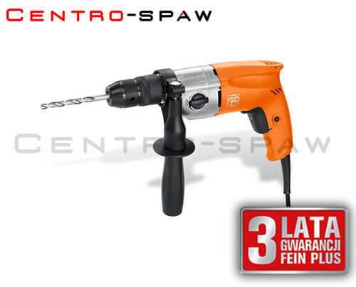 FEIN - Wiertarka BOP 13-2 - Uniwersalna wiertarka 2-biegowa do otworów o średnicy do 13 mm