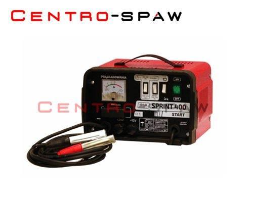 Prostownik SPRINT 400 START 230V 12-24V IDEAL