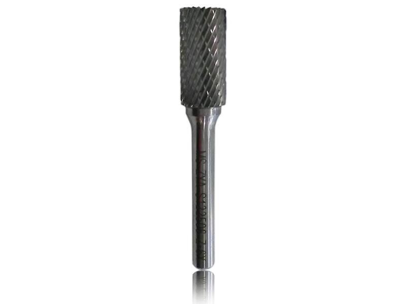 Frez trzpieniowy do metalu HM Walcowy czołowy 12x25/6 ZAY-S 122506 Z=6X