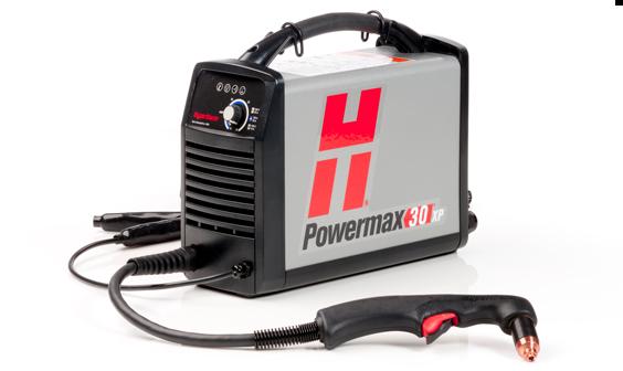 Hypertherm przecinarka Pmax30XP w walizce