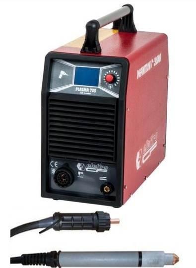 Przecinarka Plazmowa Elettro 735 LCD + palnik ECF-71 maszynowy