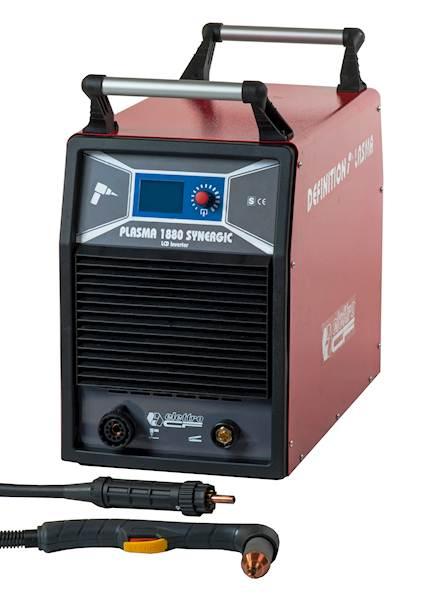 Przecinarka Plazmowa Elettro 1880 LCD + palnik ECF-181 ręczny