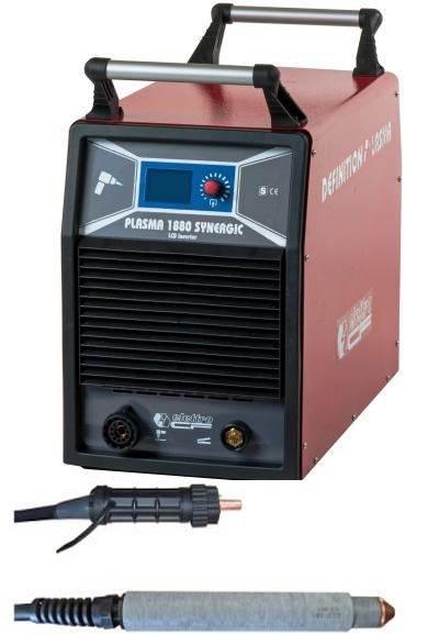 Przecinarka Plazmowa 1880LCD + ECF-181 mechaniczny