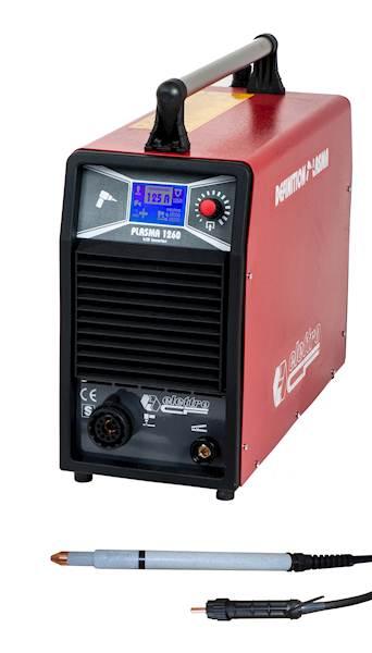 Przecinarka Plazmowa Elettro 1260LCD + palnik ECF 131 6m maszynowy