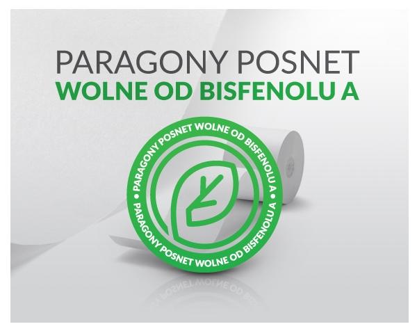PARAGONY POSNET WOLNE OD BISFENOLU A