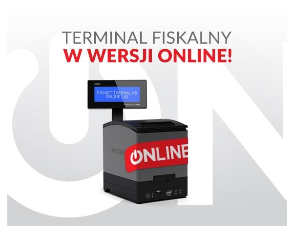 TERMINAL FISKALNY W WERSJI ONLINE!