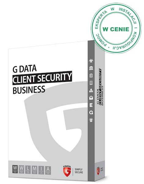 G DATA Client Security Business • 14 stanowisk • 1 rok