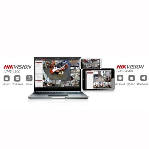 HikVision DS-7608NI-E2/A (8 kanałów, 2 HDD)