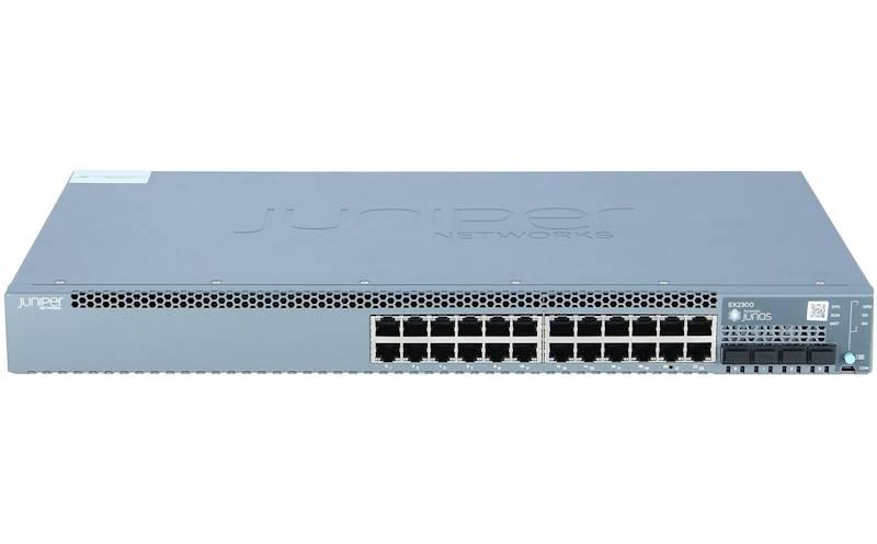 Switch Juniper EX2300-24T