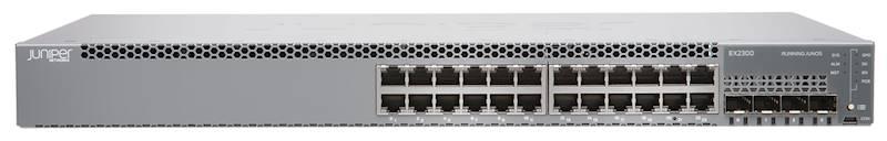 Switch Juniper EX2300-24T-DC