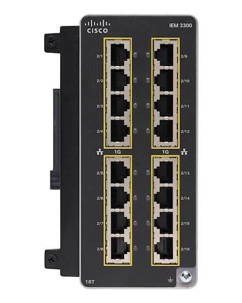 Moduł Cisco IEM-3300-16T