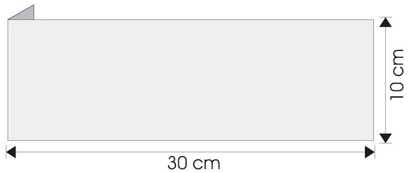 Wysięgnik wewnętrzny ścienny metalowy W-01