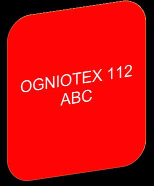 Proszek gaśniczy OGNIOTEX 112 ABC  25 kg