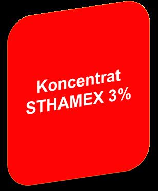 Koncentrat STHAMEX 3% (10l)