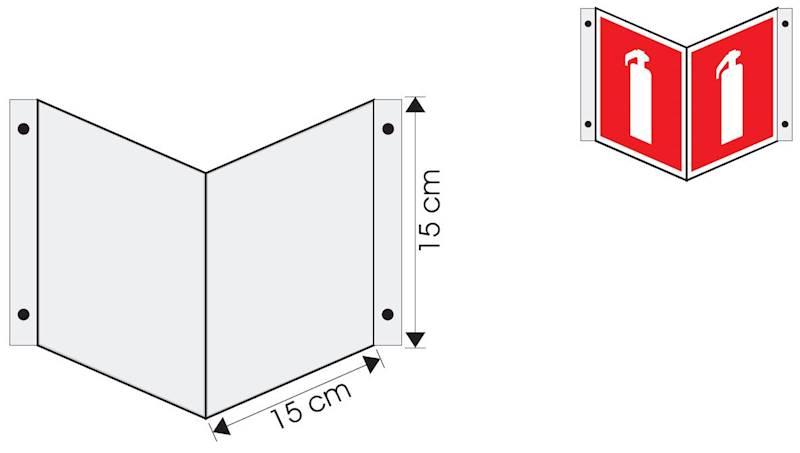 Wysięgnik wewnętrzny ścienny tworzywowy WT-02 C