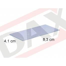 Szybka do hydrantów SUPRON nowy typ (8,3x4,1)