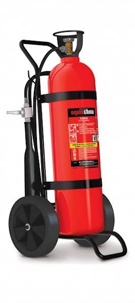 Gaśnica przewoźna CO2 - 20kg AS-20 B/E