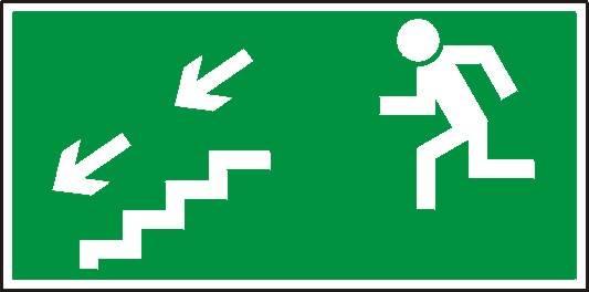 [105] - Kierunek do wyjścia drogi ewakuacyjnej sch