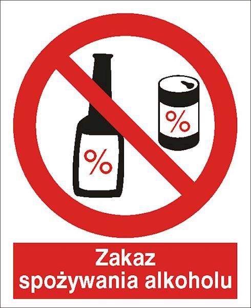 [637] - Zakaz spożywania alkoholu