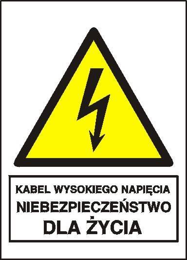 [330-03] - Kabel wysokiego napięcia.