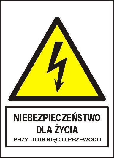 [330-06] - Niebezpiecz. dla życia przy dotknięciu
