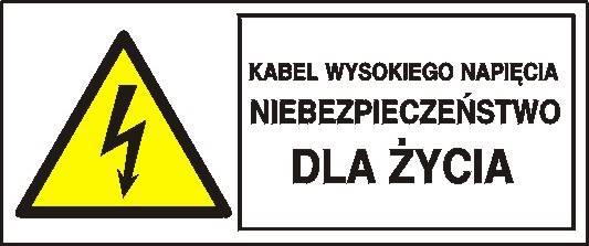 [330-03b] - Kabel wysokiego napięcia.