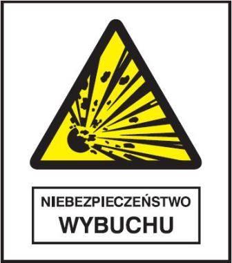 [216-03] - Niebezpieczeństwo wybuchu