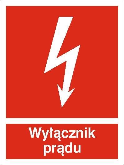 [219-01] - Wyłącznik prądu
