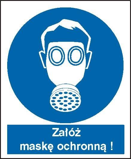 [405] - Nakaz stosowania ochrony dróg oddechowych