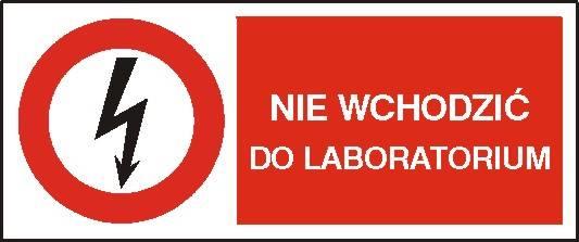 [630-08b] - Nie wchodzić do laboratorium