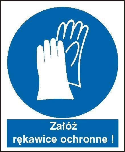 [407] - Nakaz stosowania ochrony rąk