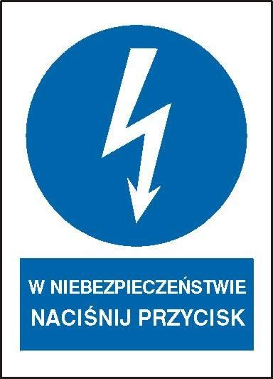 [430-12] - W niebezpieczeństwie naciśnij przycisk