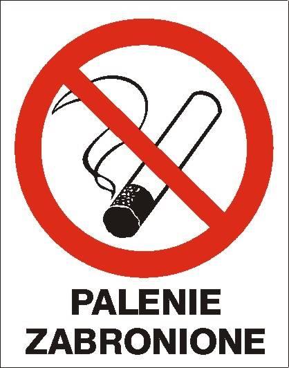 [209-02] - Palenie zabronione
