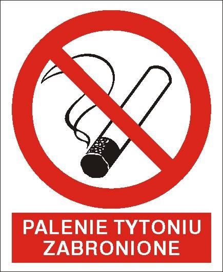 [209-11] - Palenie tytoniu zabronione
